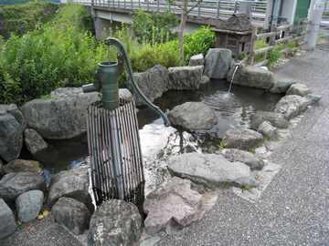 小田の郷 池