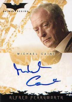 Batman Begins Michael Caine