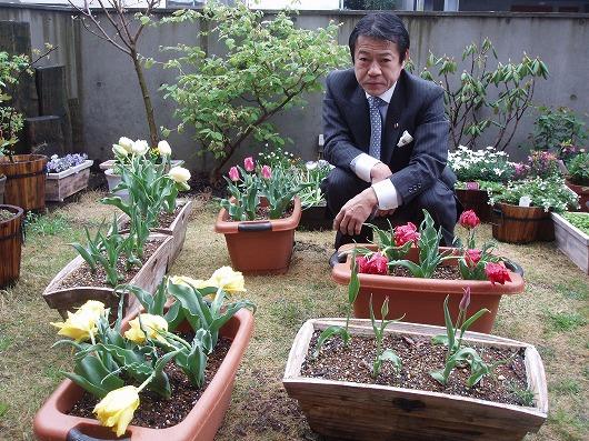 中川昭一先生