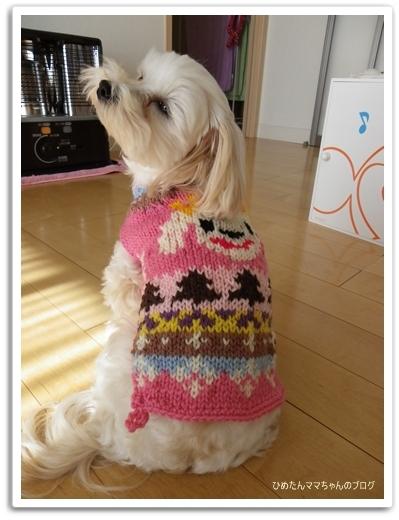 ひめたんセーター(^ε^)♪
