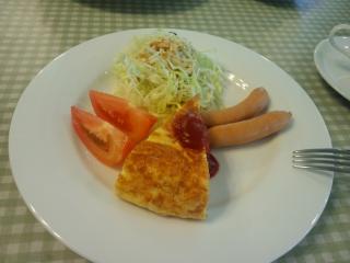 朝食です♥