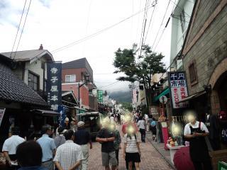 旧軽井沢♪
