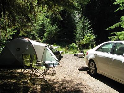 素敵なキャンプサイト ONP