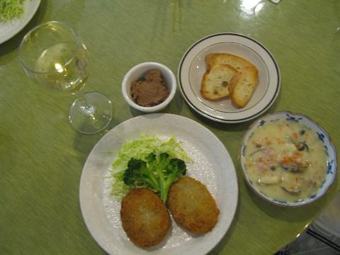 お料理教室 2011 2月