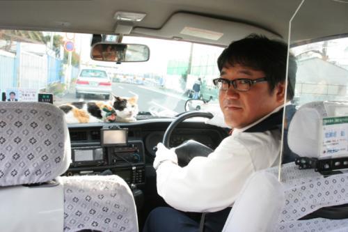 ねこタクシー5
