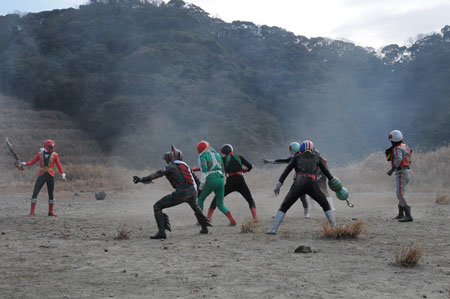 仮面ライダー×スーパー戦隊 スーパーヒーロー大戦7