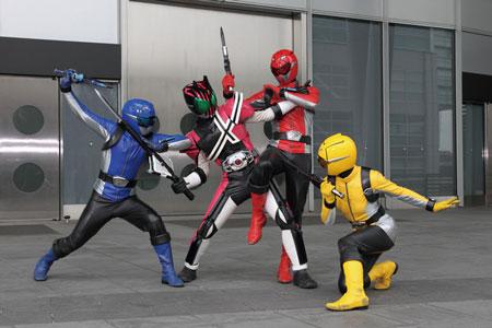 仮面ライダー×スーパー戦隊 スーパーヒーロー大戦6