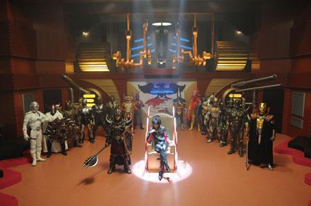 仮面ライダー×スーパー戦隊 スーパーヒーロー大戦4