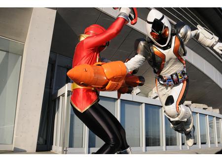 仮面ライダー×スーパー戦隊 スーパーヒーロー大戦2