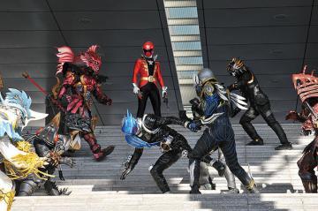 仮面ライダー×スーパー戦隊 スーパーヒーロー大戦10