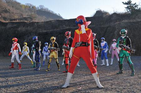 仮面ライダー×スーパー戦隊 スーパーヒーロー大戦9