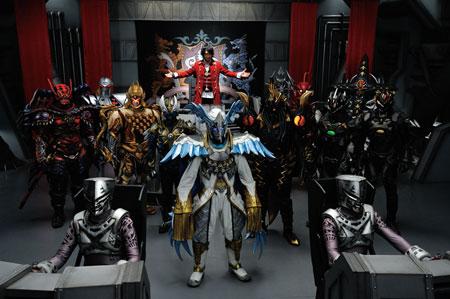 仮面ライダー×スーパー戦隊 スーパーヒーロー大戦5