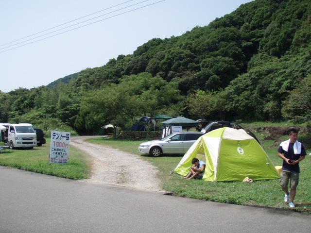 お倉が浜避難場所1