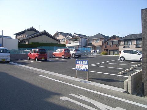 0680名古屋市緑区「神沢駐車場」