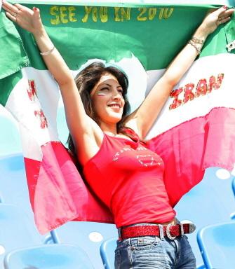 イランノサポーター2