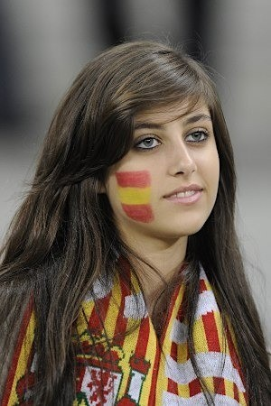スペインサポーター