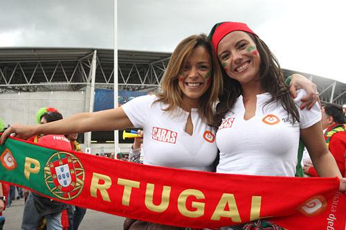 ポルトガルサポーター2