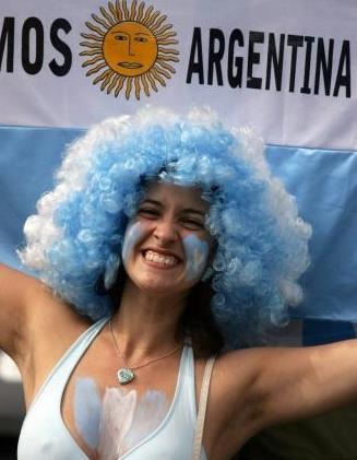 アルゼンチンサポーター2