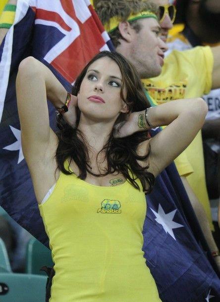 オーストラリアサポーター