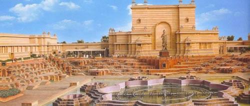 アクシャルダム寺院2
