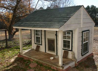 豪華犬小屋1