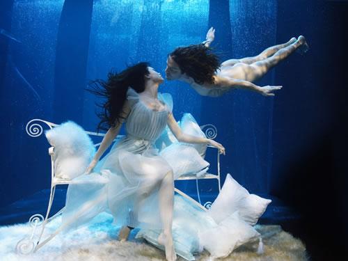 水中演劇2
