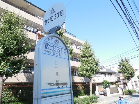 kunlun☆blog 富士街道@西東京市