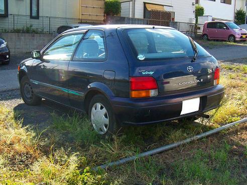 トヨタ・カローラⅡ(4代目)C