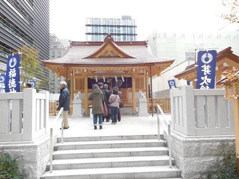 福徳神社@東京都中央区J