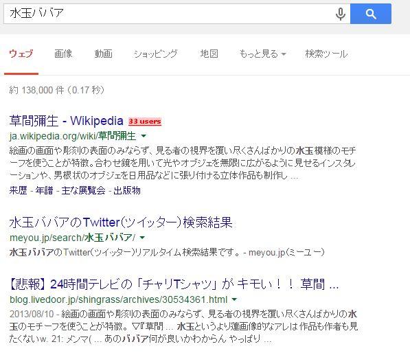 草間彌生 検索結果 Wikipedia