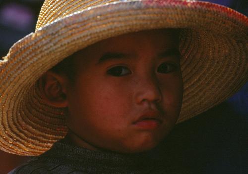 11麦わら帽子