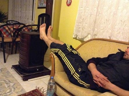 足は普通の長さラモちゃん