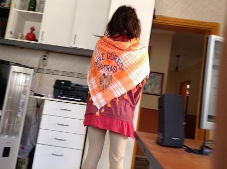 オレンジ色ってのもさわやかでイイ!!