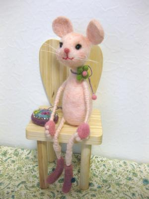 skinny mouse