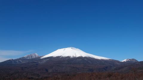 浅間山2010.12.28