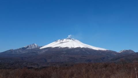 浅間山110203