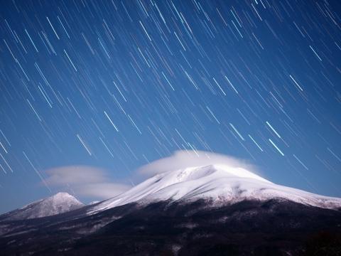 浅間山141208