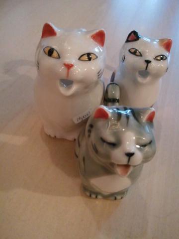 猫のピッチャー