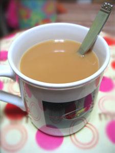 生姜紅茶10