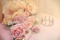 薔薇とティアラ