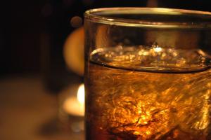 Bourbon -バーボン- を Rock で