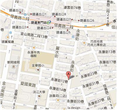 一品山西刀削麺之家地図