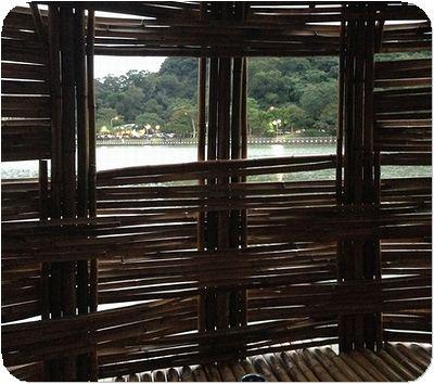 碧湖織屋窓