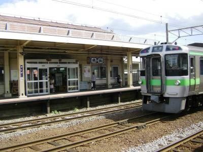 小樽行き普通列車