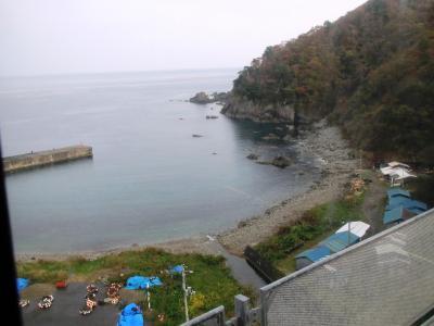 2010年11月7日三陸白井湾岸付近