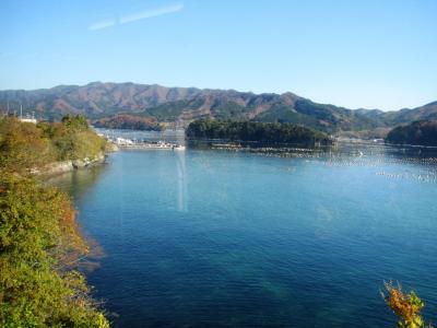 2010年11月21日大船渡湾