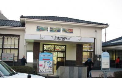2010.11.21女川駅舎