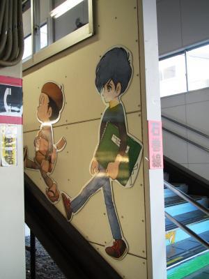 2010.11.21石巻駅内3