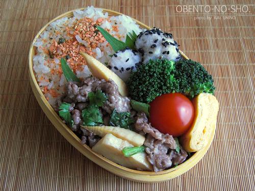 牛肉と筍のエスニック炒め02