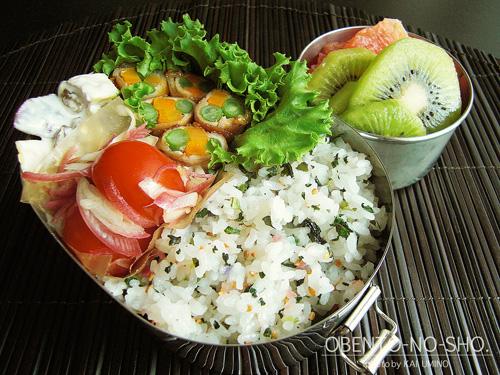 肉野菜巻き01